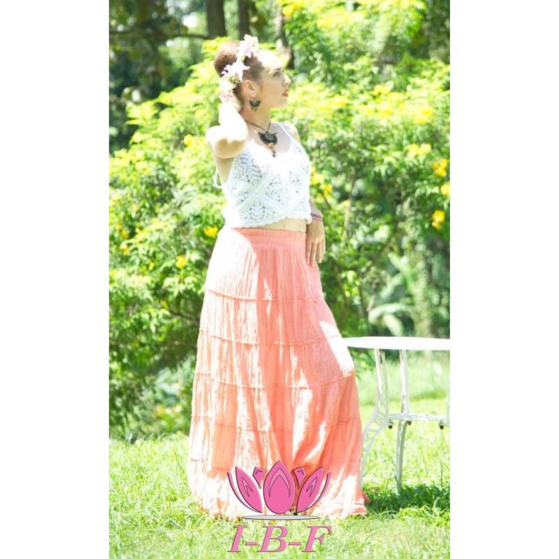 Ribbon Skirt Pink